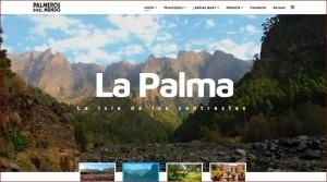 Palmeros en El Mundo: neue Internetseite!