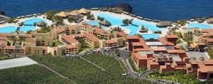 Das Princess im Süden von La Palma: Die Poollandschaft wird jetzt durch einen Trainingsraum für Sportler ergänzt.