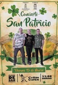 Irland-La Palma: Konzert in Santa Cruz mit den