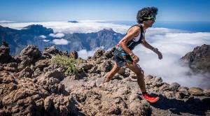 """Elf Jahre Transvulcania: Das Motto der Skyrunner """"Vom Meer in den Himmel"""" wird beim Vulkanrun auf der Isla Bonita optimal umgesetzt. Foto: TRV"""
