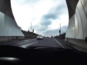 Der Neue Cumbre-Tunnel: Ein Ra