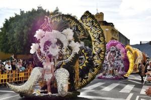 Karneval 2020: Umzug Los Llanos