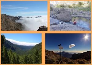 Die Caldera de Taburiente: Der Nationalpark soll während der Transvulcania besser umweltgeschützt werden.