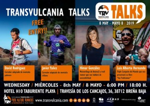 Let´s talk about Transvulcania.