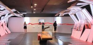 Theorie: In Ausstellungsräumen wird