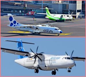 Die Inselhüpfer: Binter Canarias, Canary Fly und seit kurzem auch Air Europa verbinden die kanarischen Inseln. Fotos: Carlos Díaz