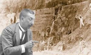 Eine der aktuellen Ausstellungen im Inselmuseum: alte Fotos von La Palma.