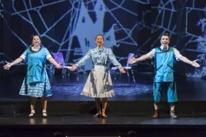 Hansel und Gretel: Musical im Teatro Circo de Marte.