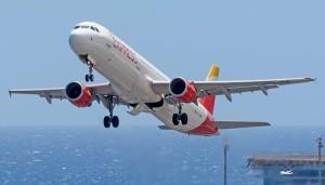 Iberia Express: Die tägliche Verbindung von SPC nach Madrid! Foto: Carlos Díaz