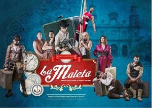 Gibt´s auch nicht so oft: Theater auf der Plaza in Los Llanos.