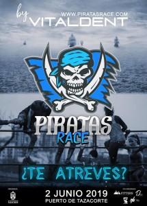 Vom Strand bis in die Schlucht der Todesängste: Piraten überwinden Hindernisse.