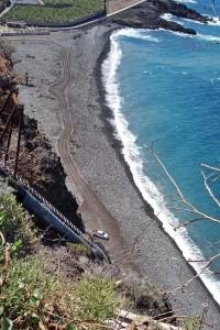 Die Playa de los Guirres: Tazacorte verpasst ihr ein neues Kleid. Foto: Cabildo