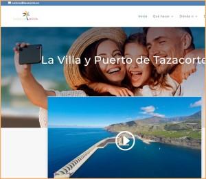 Tazacorte: Internetseite für TouristInnen.