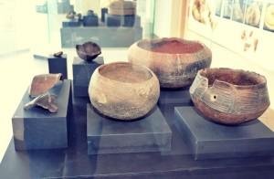 Keramik der Benahoaritas und andere Gebrauchsgegenstände: Sie wurden bei Ausgrabungen auf dem Tendal-Gelände gefunden.