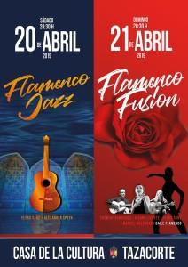 Am Wochenende: zwei Flamenco-Variationen.