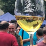 Wieder ein Weinfest: Diesmal in San Pedro!