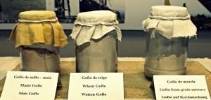 Gofio kann aus völlig verschiedenen Getreiden, aus Mais oder Mischungen bestehen.