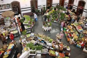 Die Markthalle in Santa Cruz: Bei den Palmeros heißt sie Recova. Foto: Stadt