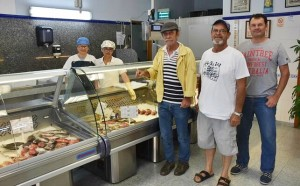 Die Cofradía de Pescadores Nuestra Señora de Las Nieves: Der fangfrische Fisch der Bruderschaft, den es bisher im Laden und Lokal im Fischerhafen von Santa Cruz gibt, soll künftig online bestellt werden können.