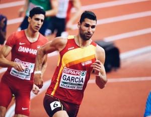 Samuel García: will am Samtag seinen eigenen Rekord schlagen. Foto: Cabildo