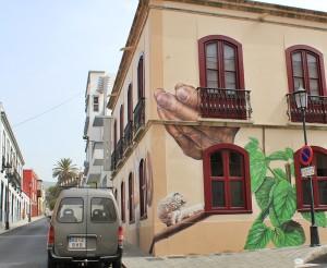 Seidenmuseum El Paso: Ein Besuch lohnt sich! Foto: La Palma 24
