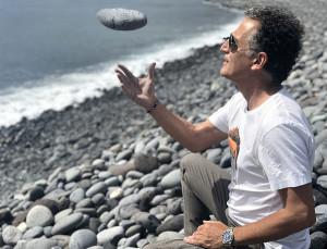 Tomaso Hernández: Der Stone-Man denkt sich wieder was aus.