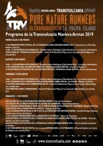 Das Programm der Transvulcania 2019: Die Rennen und Öffnungszeiten der Läufermesse.