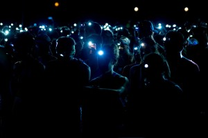 TRV-Ultra, 6 Uhr morgens: 2.000 scharren am Start mit den Hufen. Foto: TRV-Rennleitung