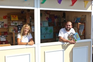 Biblioplaya: zwei Monate lang Events für Leseratten. Foto: Santa Cruz