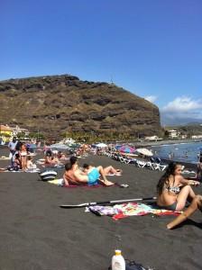 Sommer 2019: Tourismusexperten gehen davon aus, dass die aktuelle Ferienzeit im Blick auf die Inselgäste in etwa der des Vorjahres entsprechen wird. Foto: La Palma 24