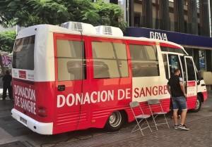 Das mobile Blutspende-Labor: Zwei Wochen lang auf La Palma!