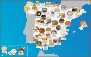 Käse in Europa: La Palma kann mithalten.
