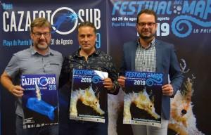Cabildo und der Verein Isla Azul: Einsatz zur Rettung des Atlantiks.