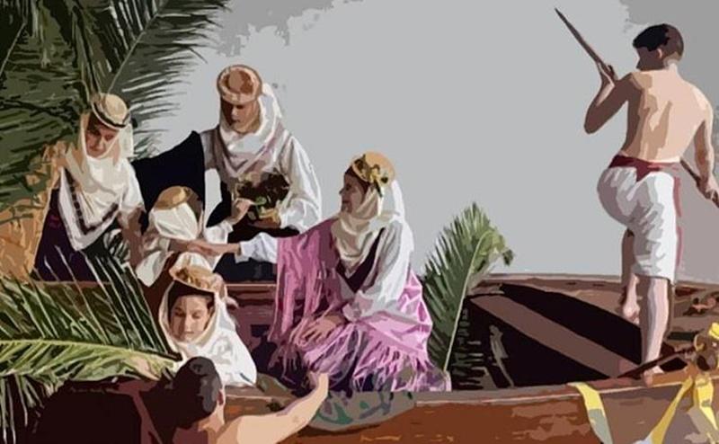 Folklore in Santa Cruz: Die Sommerfiestas auf La Palma sind grundsätzlich sehr traditionell geprägt.