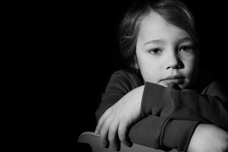 Unverkennbar ein Barrionuevo-Foto: Diesmal hat der Kamera-Artist aus La Palma Kinder und Schule in den Fokus genommen.