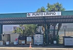 """Auf La Palma gibt es bisher vier Punto Limpios: Ein fünfter soll demnächst im Süden entstehen; außerdem ist ein mobiler """"sauberer Punkt"""" geplant."""