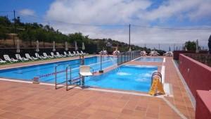 Schwimmen in Puntagorda: Am Wochenende geht´s wieder los! Foto: Gemeinde