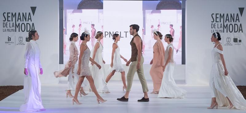 Isla Bonita Moda: Das junge Label der Kreativen von La Palma machte während der Modewoche 2018 und zunehmend auch international