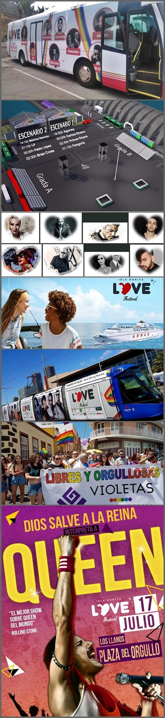 Isla Bonita Love Festival: Die Highlights 2019