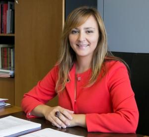 Nieves Lady Barreto: Die Inselpräsidentin hat soeben erst ihr Amt angetreten.