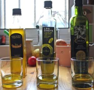 Vergleich: Olivenöle mit großen Geschmacks- und Preisunterschieden. Foto: La Palma 24