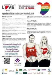 Isla Bonita Love Festival 2019: Das Programm.