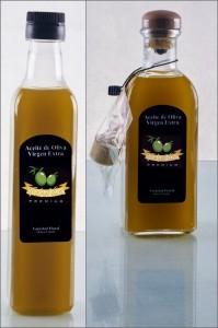 Gut zum probieren: Halbliterflaschen von Tio La Vara - auch in der mit sechs Euro etwas teureren Glasflasche.