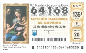 In den Tourismusbüros gibt es vieles von La Palma zu entdecken, aber einmal im Jahr auch etwas Nationales: Die Lose der berühmten spanischen Weihnachtslotterie 2019 sind schon da!