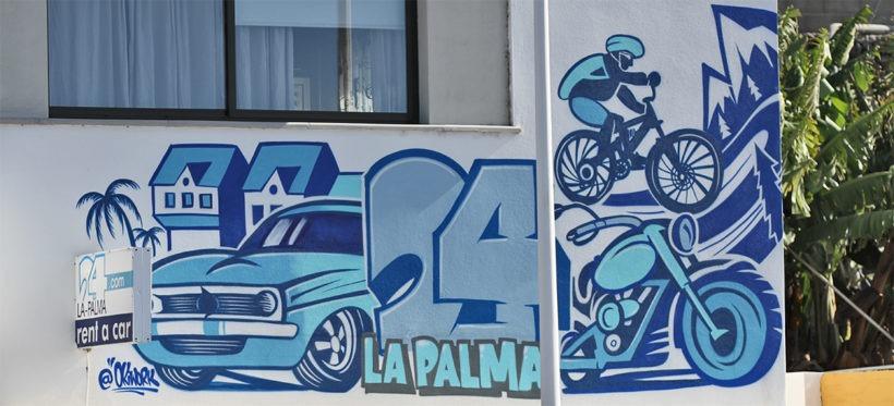 La Palma Graffiti
