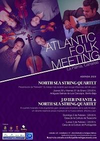 Javier Infante & das North Sea String Ouartet