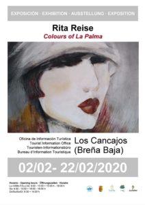 """Ausstellung """"Colours of La Palma"""""""