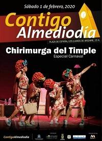 Con tigo Almediodía, Chirimurga del Timple