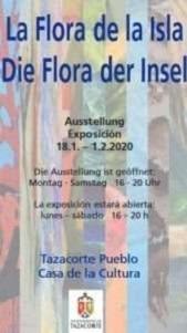 "Kunstausstellung ""La Flora de la Isla"""