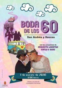 60er Jahre Hochzeit in San Andrés